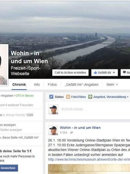wohin facebook