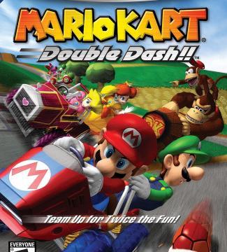 Mario Kart Double Dash Cube 732x1024 22 Years Of Mario kart Games   The Retrospective