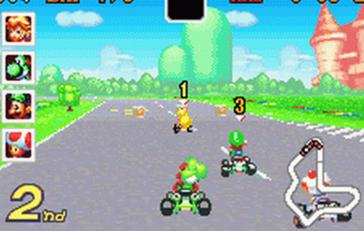 Mario Kart Super Circuit   2001   Nintendo 300x186 22 Years Of Mario kart Games   The Retrospective