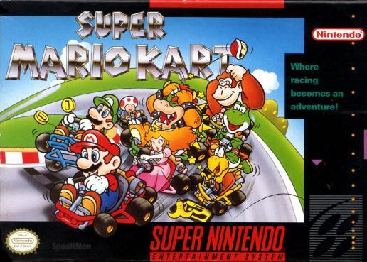 Super Mario Kart 1024x727 22 Years Of Mario kart Games   The Retrospective