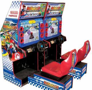mario kart arcade grand prix 20050926015637088 1258309 300x292 22 Years Of Mario kart Games   The Retrospective