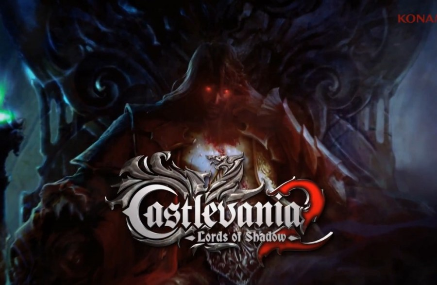 Castlevania Lords of Shadows 2 title