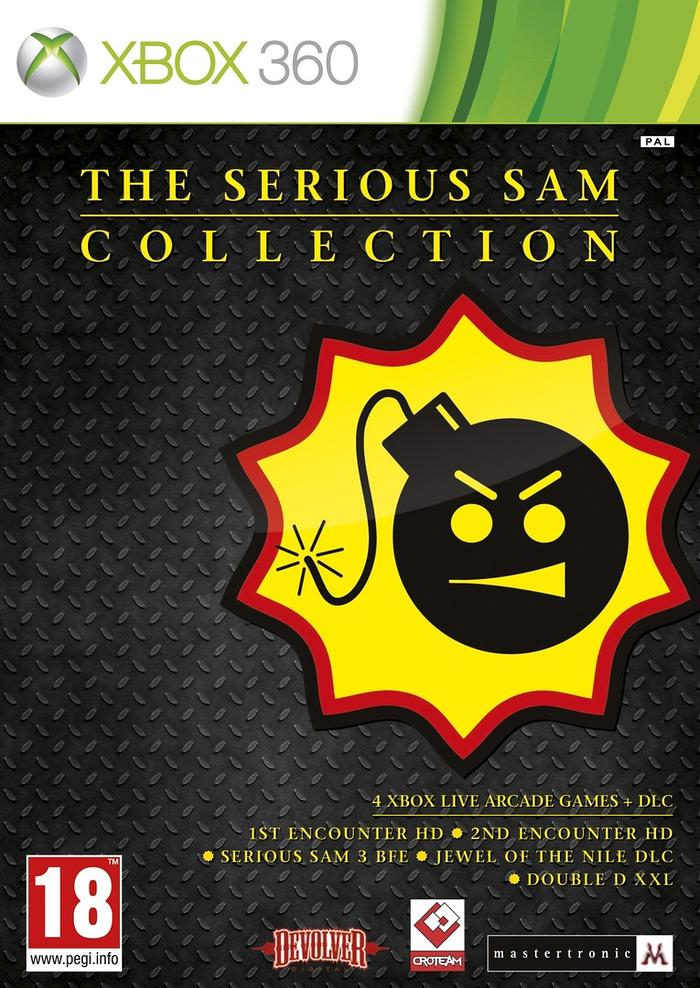 serious-sam collection