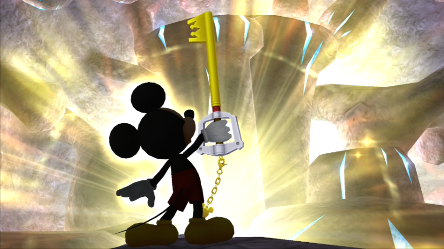 kingdom hearts 111-mickey2