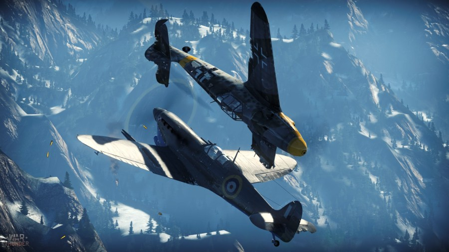 War thunder reaches 5 million players