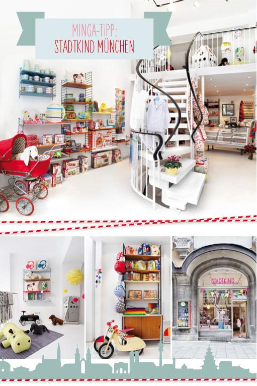 München Tipp, Kinder, Shop