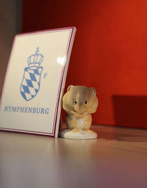 München Nymphenburg Porzellan