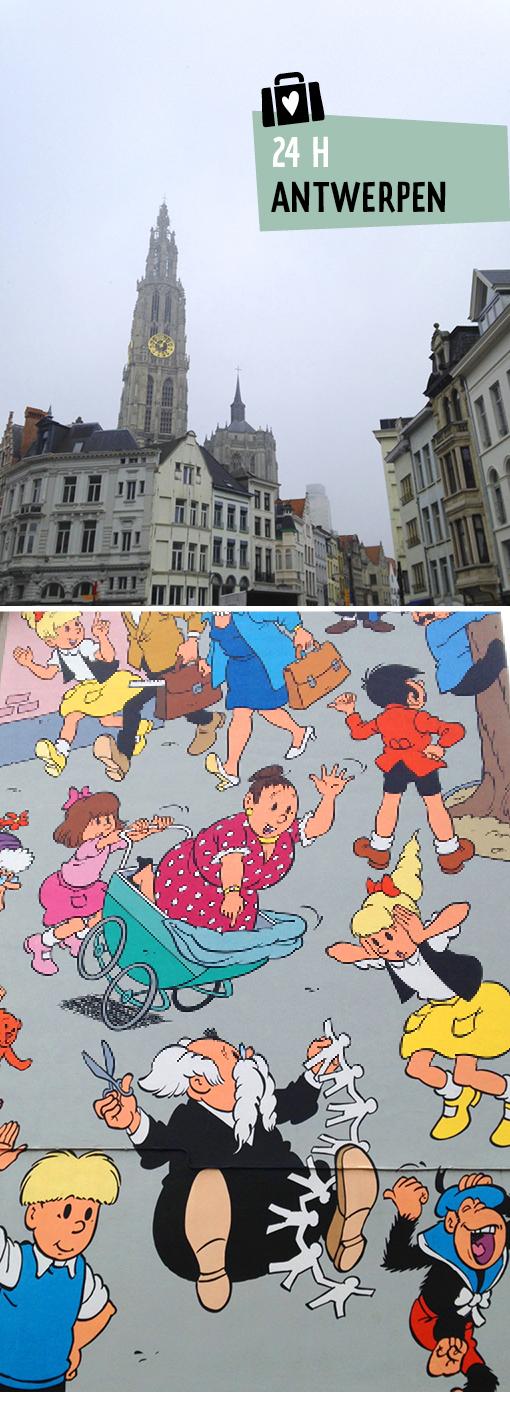 Antwerpen, Design Reise, Citytripp, Guesthouse Bernardin