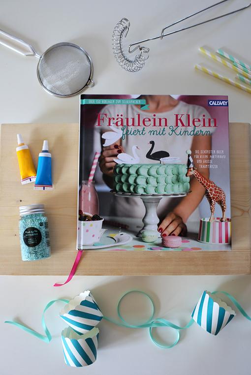 Buchtipp, Feiern mit KIndern, Backbuch, Partybuch
