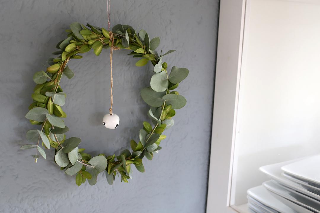 Eukalyptus Kranz - DIY