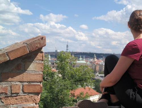 prag-reisetagebuch-städtetrip-aussicht-prague