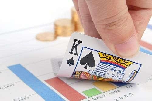 stock market gambling