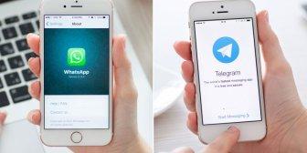 El bloqueo a WhastApp en Brasil disparó las descargas de Telegram