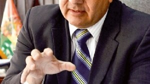 """Siles: No se puede comparar a Murillo con el vice, que es """"reconocido como intelectual a nivel mundial"""""""