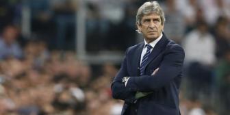 El técnico del City cree que el Madrid tuvo fortuna