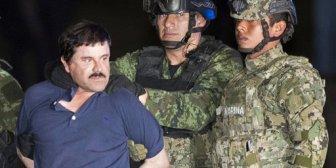 """Juez mexicano suspenden la extradición de """"El Chapo"""" Guzmán a EE UU"""