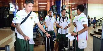 Selección boliviana. Cada jugador recibió 19 mil dólares como bono de presentación