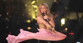 Shakira es huésped ilustre en Bolivia
