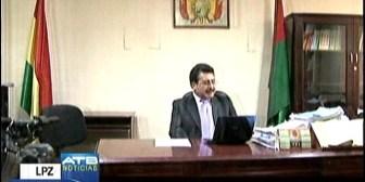 Caso terrorismo I, juez rechaza recusación del Ministerio de Gobierno