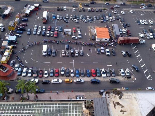 Puertas De Baño Puerto Ordaz:La caza de productos es el día a día de los venezolanos La escasez