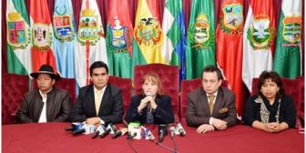 Temen que renovación no logre mejorar el Tribunal Electoral de Bolivia