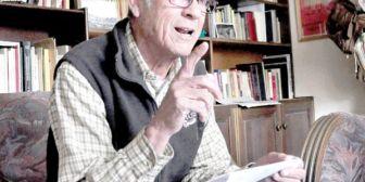 """Filemón Escóbar: """"La reelección de Evo podría ser el peor error, el mismo que cometió Fidel"""""""