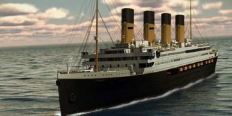 ¡Después de tantos años, Titanic 2 ya es un hecho!