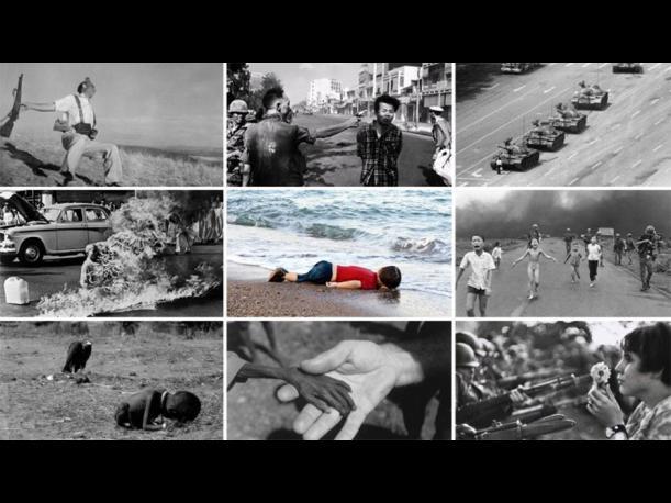 Las 10 fotos históricas que avergonzaron a todo el mundo