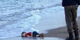 Crisis de refugiados: La foto del niño ahogado que avergüenza a Europa