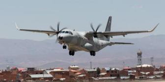 """Airbus prueba nave en """"condiciones extremas""""de pistas bolivianas"""