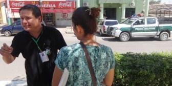 Mujer pide deportación de su marido por violencia