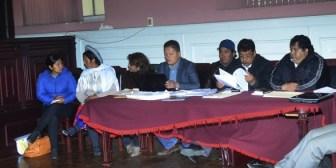 Caso Fondo Indígena. Suspenden audiencia cautelar de Ramos, Choque y Condori