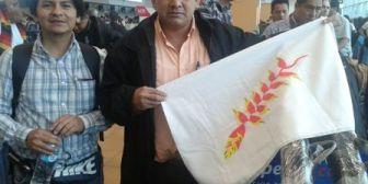 Dirigente Adolfo Chávez pone en duda su regreso a Bolivia