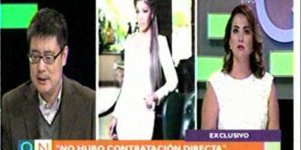 La china CAMC, ligada a exmujer de Evo, pide ser investigada y anuncia juicio contra periodista boliviano
