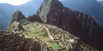 Un alemán fallece al caer a abismo de Machu Picchu cuando se tomaba una foto