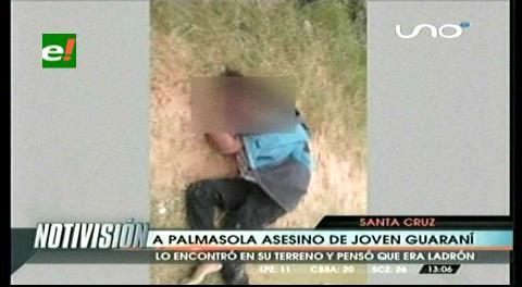 Juez determina cárcel para anciano, por muerte de joven en Villa Paraíso