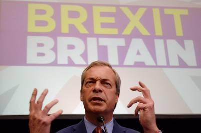 Nigel Farage, el líder de UKIP. / AP - Stefan Rousseau