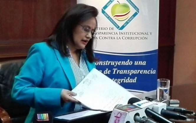 Transparencia exhorta a los cuatro Órganos del Estado a verificar los títulos de sus funcionarios