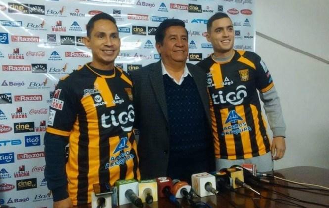The Strongest presenta a Manuel Arteaga, su nueva carta de gol para esta temporada