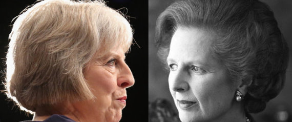 MAY THATCHER