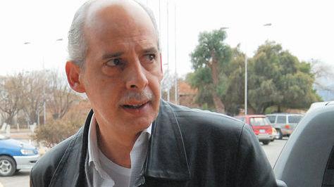 Expresidente de la FBF Carlos Chávez
