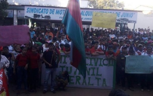 En Riberalta forman un Consejo de Seguridad para resguardar el municipio
