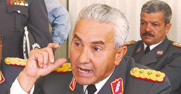 con más tiempo cargos públicos el excomandante del ejército fue senador y cónsul de bolivia en chile El general Freddy Bersatti es el encargado de negocios de la embajada de Bolivia en EEUU