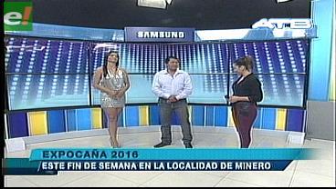 """Se viene la """"Expocaña 2016"""""""