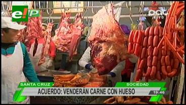 Rigen nuevos precios para la carne de res en Santa Cruz