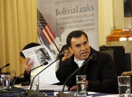 Quintana y su autogol con WikiLeaks