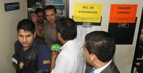 """Caso dron: """"Chichito"""" Padilla contó entretelones en declaración ampliatoria"""