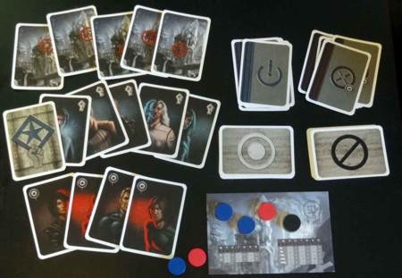 Resistance Cards