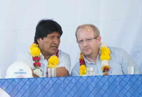 El cacerolazo dependerá de la  reunión entre ministros y Oliva
