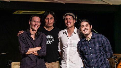El grupo de bolivianos seleccionado para los Grammy